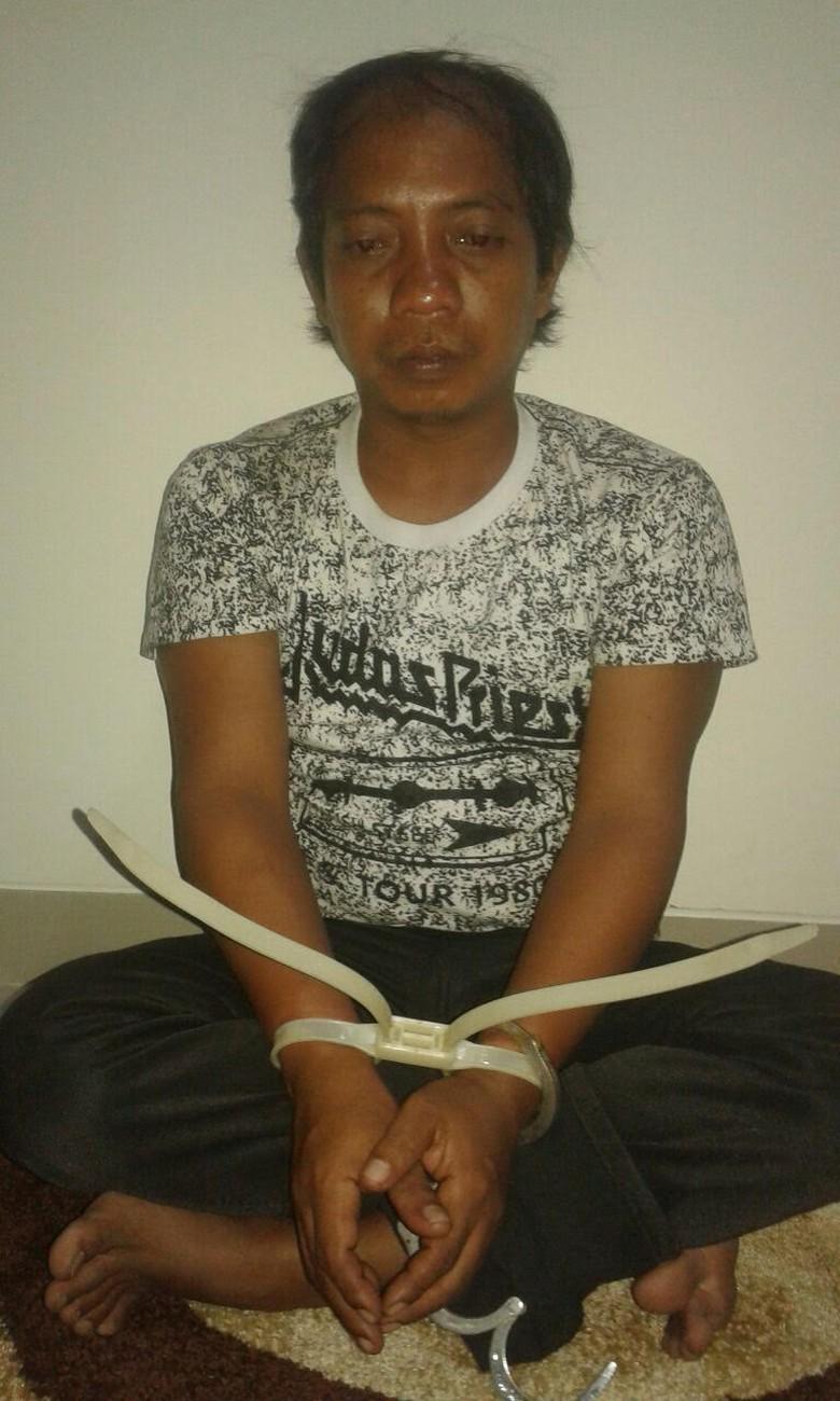 Polisi Tangkap DPO Pencabulan Gadis Lamongan di Bekasi
