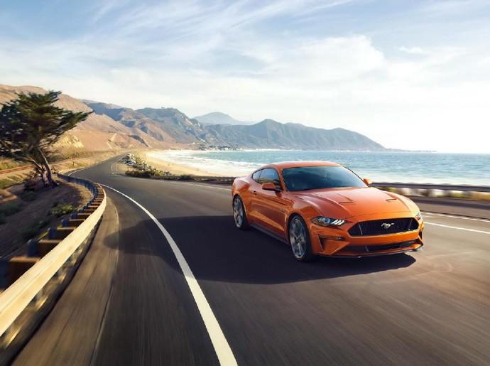 Ford Segarkan Mustang