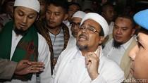 Lewat Telepon, Habib Rizieq Sampaikan Batal Pulang