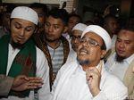 Panitia Penyambutan: Habib Rizieq Imbau Massa Pulang