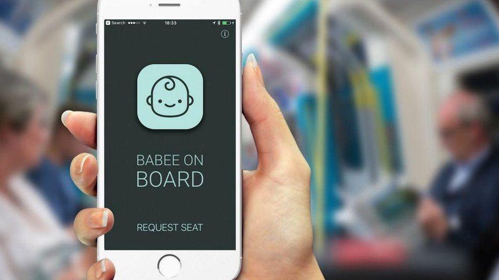 Inggris Luncurkan Sistem Peringatan Perempuan Hamil di Kereta
