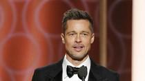 Brad Pitt Dikabarkan Alami Kecelakaan Beruntun