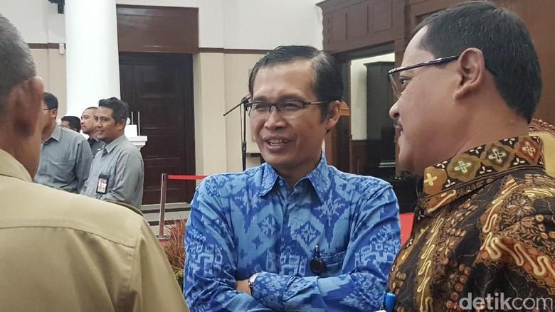 Jakarta Sudah Transparan Soal Anggaran - Jakarta Komisi Pemberantasan Korupsi menilai DKI Jakarta merupakan salah satu daerah yang sistem anggarannya sudah transparan saat Basuki