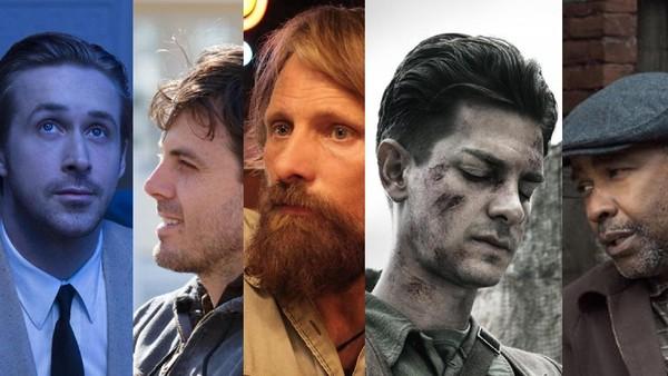 Siapa yang Akan Jadi Aktor Terbaik di Oscar Tahun Ini?