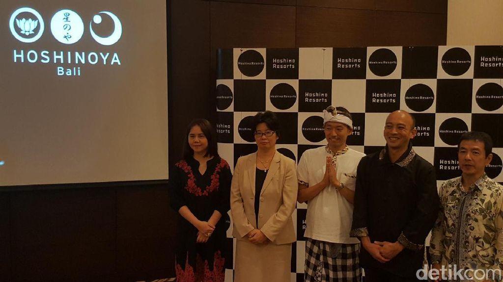 Brand Hotel Mewah Jepang Buka Resor Pertama di Bali
