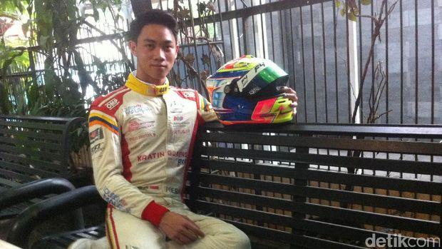Antusiasme Presley Martono Tampil di Eurocup Formula Renault 2.0 2017