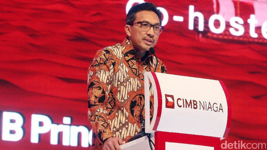 CIMB Niaga Raup Laba Bersih Rp 2,2 Triliun, Tumbuh 69%