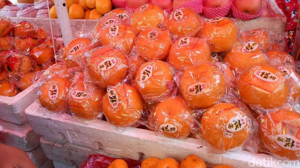 Importir: yang Ada Jeruk Mandarin Pakistan, dari China Belum Masuk