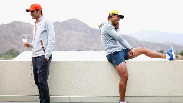 Enrique Idamkan Nadal vs Federer di Final Australia Terbuka