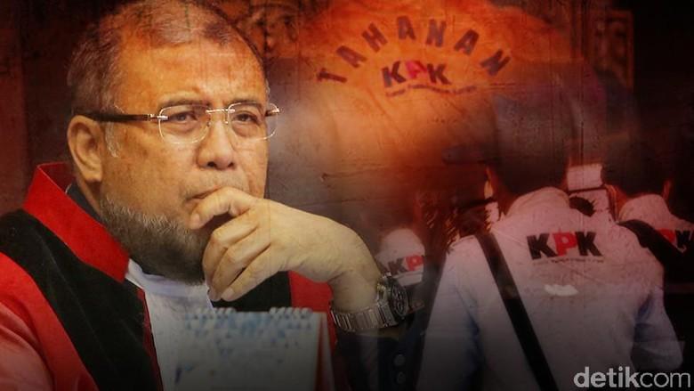 Ditangkap KPK, Kekayaan Patrialis Akbar Sebesar Rp 14,9 Miliar