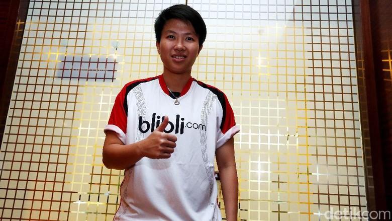 Kata Pelatih Denmark tentang Indonesia yang Tanpa Liliyana Natsir
