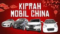 Mobil China yang Coba Dobrak Dominasi Jepang