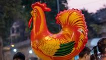 Starting XI Pesepakbola dengan Shio Ayam