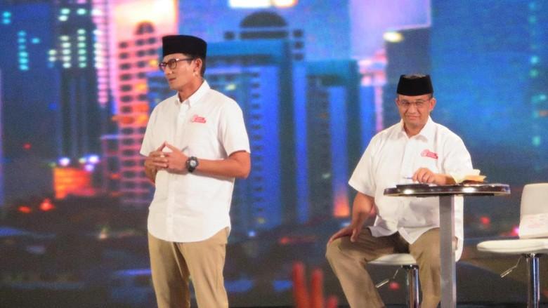 DP Nol Rupiah Anies-Sandi: Nabung Dulu Rp 2,3 Juta Selama 6 Bulan