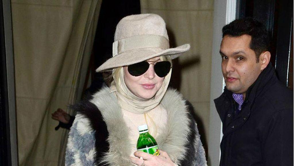 Curhat Soal Disiksa Mantan, Lindsay Lohan: Tak Ada yang Membelaku