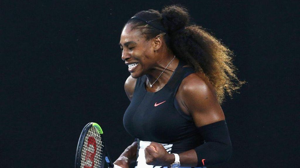 Serena Juara Usai Kalahkan Venus, Raih Titel Grand Slam ke-23