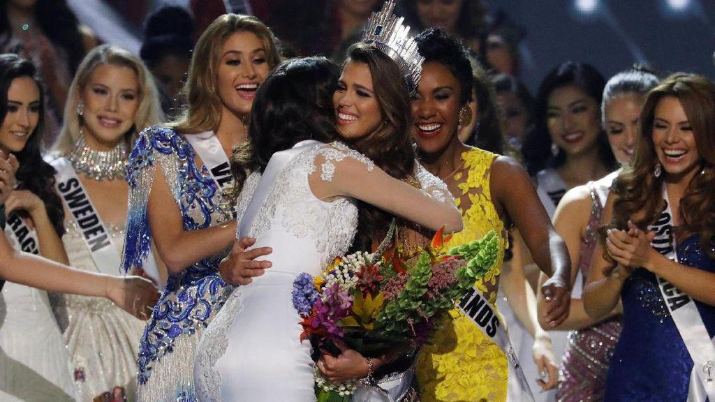 Miss France Iris Mittenaere Juara Miss Universe 2016