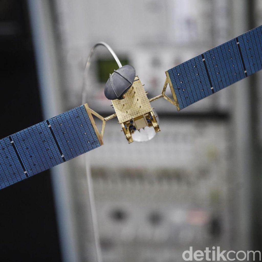 Satelit Telkom 4 Meluncur Paling Cepat Mei 2018