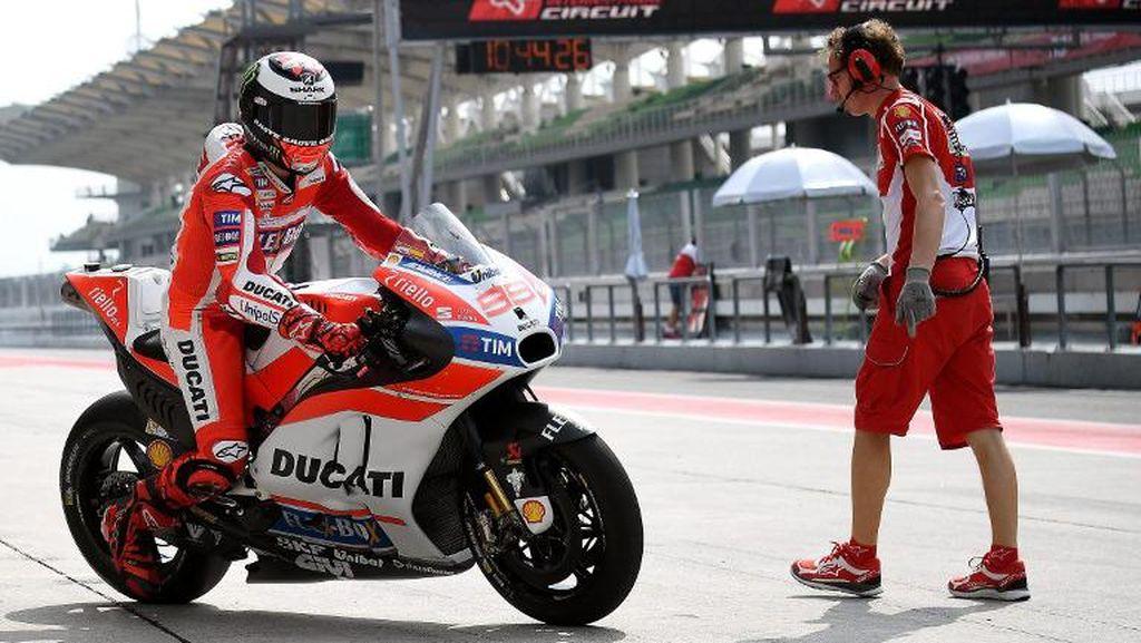 Jorge Lorenzo: Bisa Jadi Ducati Motor Terkuat di MotoGP