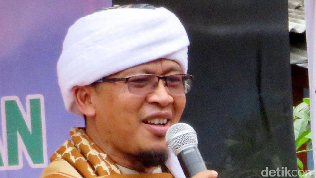 Tanggapi Ustaz Solmed, Aa Gym: Politik Itu Indah