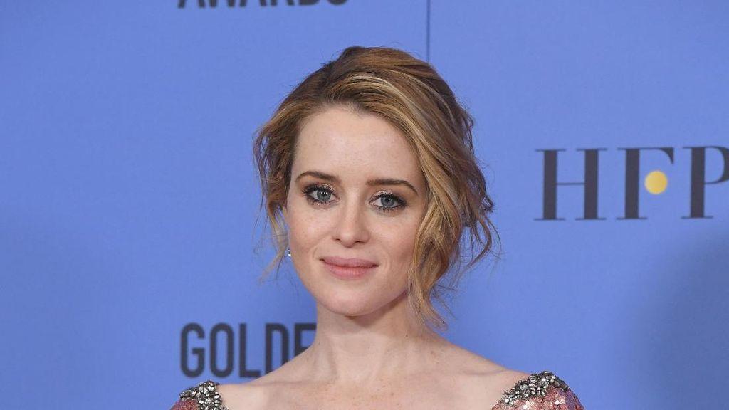 Aktris Ini Simpan Piala Golden Globe-nya di Kamar Mandi