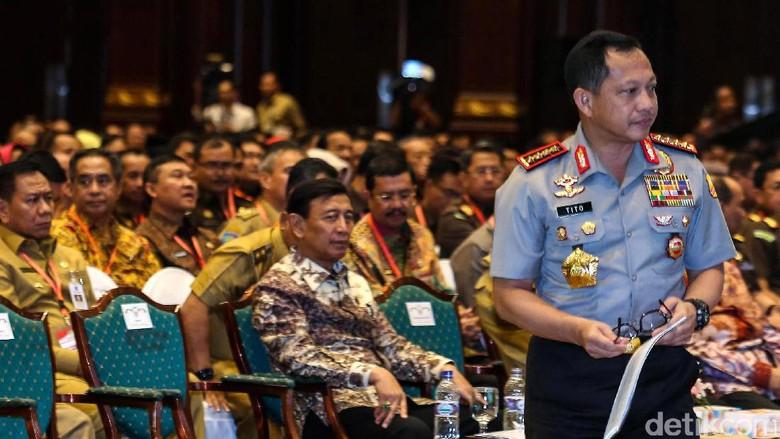 Soal Laporan Antasari dan SBY di Bareskrim, Kapolri: Dalam Proses