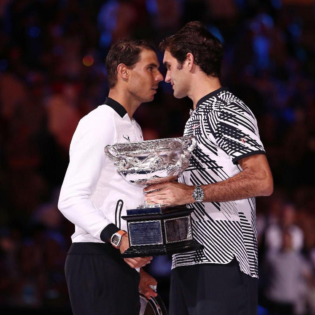 Kebangkitan Nadal dan Federer Kejutkan McEnroe