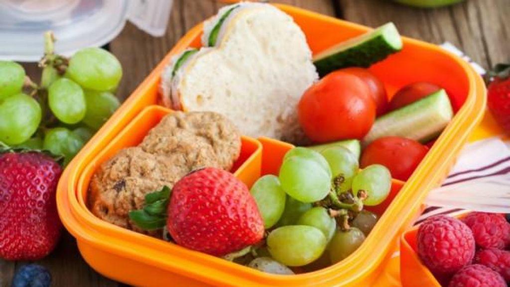 Sudahkah Kita Siapkan Bekal Makanan Bergizi buat si Kecil?