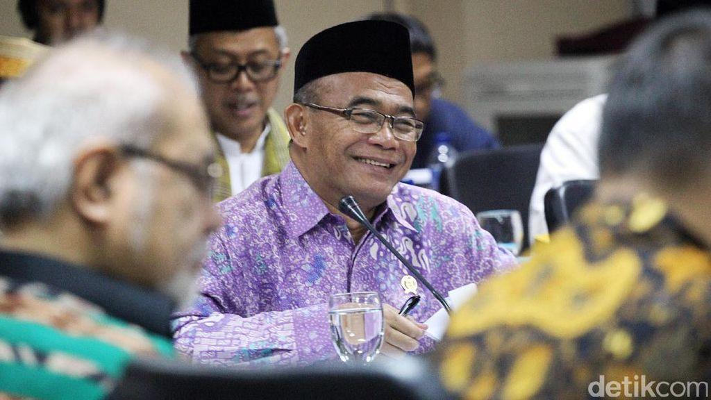 Diingatkan Jokowi soal Tanggap Perubahan, Ini Jawaban Mendikbud