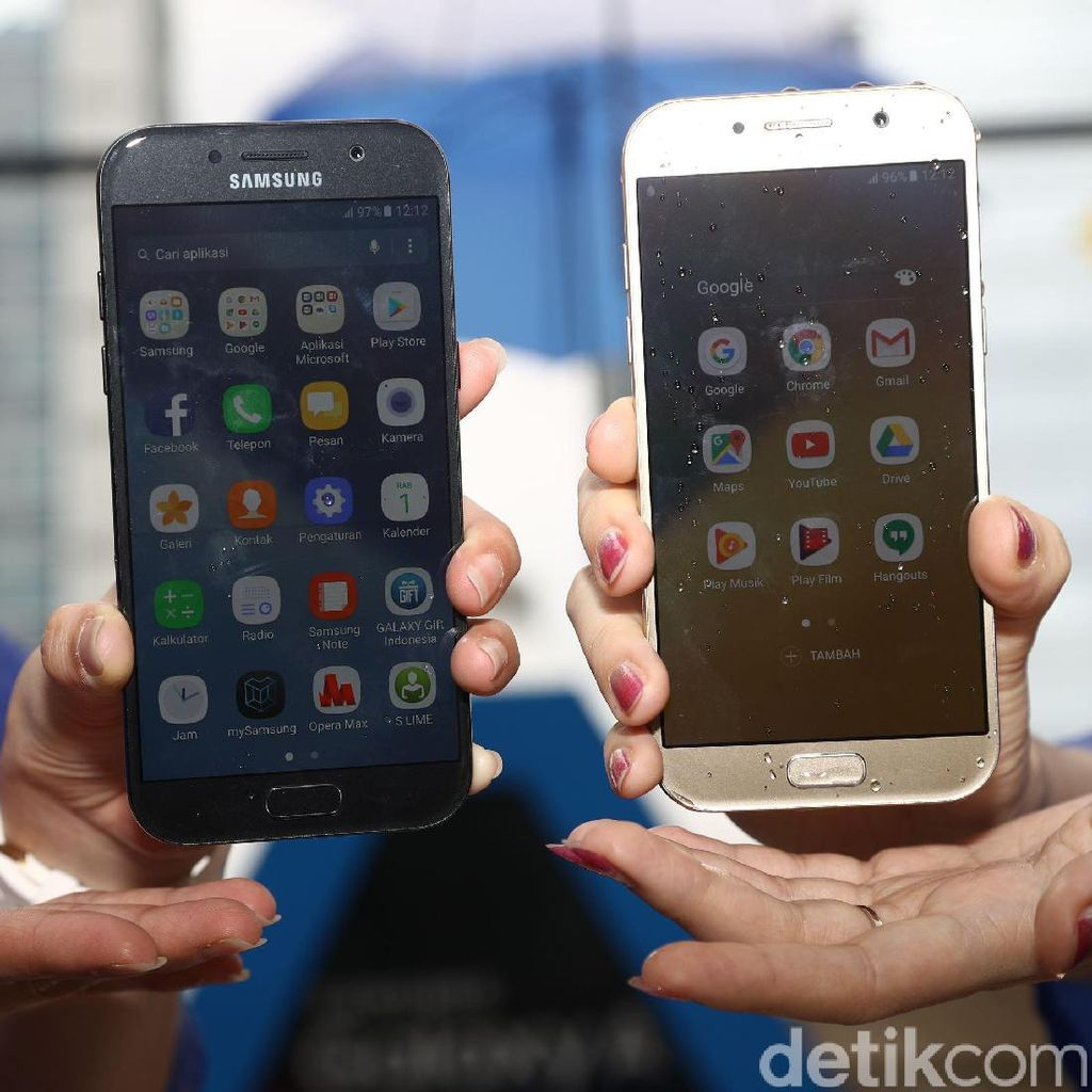 Samsung Mau Boyong Galaxy A 2018, Tapi Kapan?