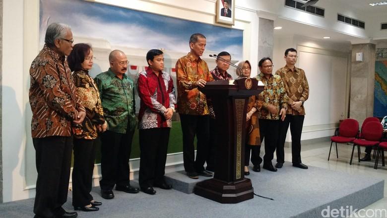 Ini Nama Calon Anggota KPU dan Bawaslu yang Diserahkan ke Jokowi