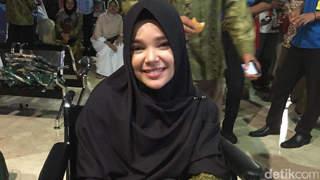 Perubahan di Madinah Mengingatkan Dewi Sandra Akan Kematian