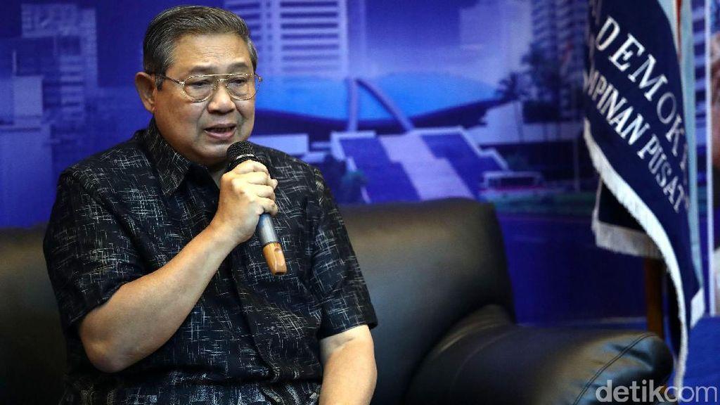 SBY: Bukan Saya yang Serang Jokowi dan Megawati di Twitter