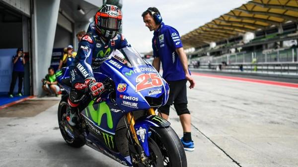 Semangat Tinggi Vinales Jelang Seri Perdana MotoGP 2017