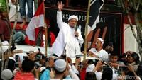 Habib Rizieq: Semangat Pulang Saya Berkobar, Ada Upaya Pembebasan Ahok