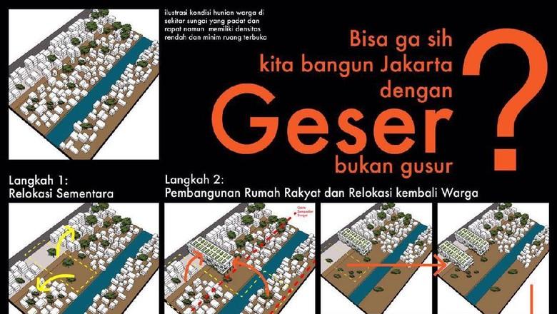 Annisa Pohan Jelaskan Konsep Geser Bukan Gusur Agus Yudhoyono