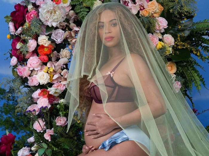 Penyanyi Beyonce dikabarkan masih berada di rumah sakit setelah melahirkan anak kembar. (Foto: Instagram Beyonce)