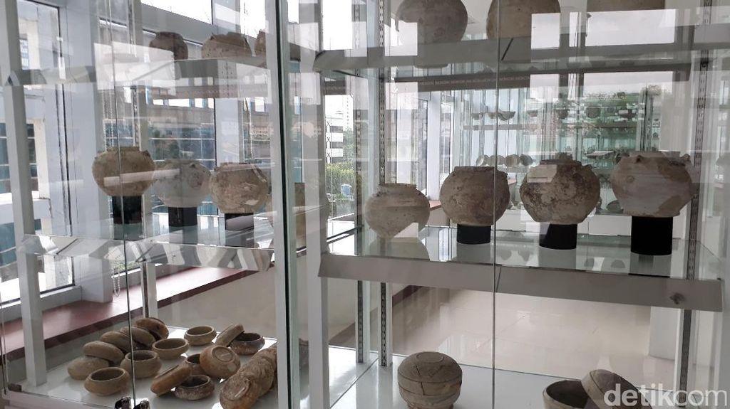 Harta Karun Laut RI Berasal dari Dinasti Song dan Tang