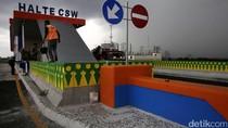Bangun Skybridge Halte CSW-MRT, Pemprov akan Gandeng Pihak Swasta