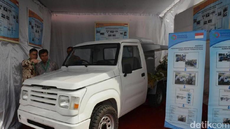 Mobil Pedesaan Direncanakan Rampung dalam 2 Tahun
