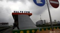 Pemprov DKI akan Bangun Ruang Penghubung Halte CSW dengan MRT