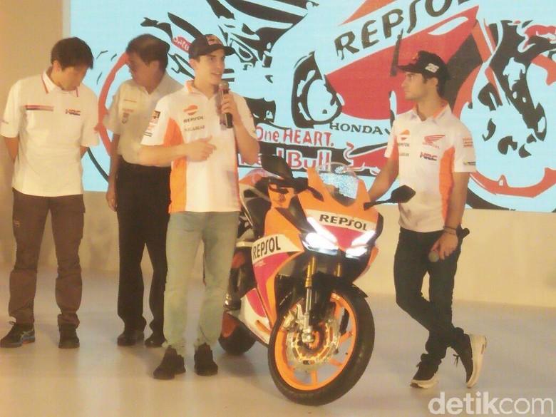 Honda Luncurkan CBR250RR Repsol Edition, Harga Rp 72 Juta