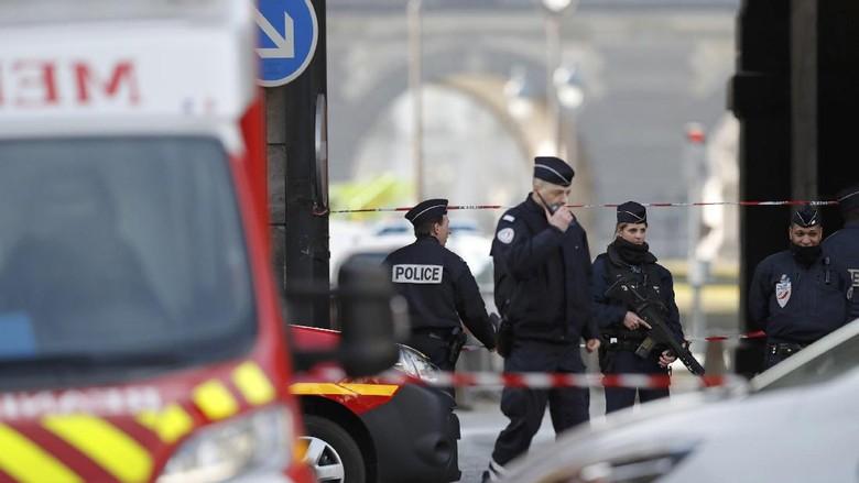 Pelaku Serangan di Museum Louvre Sempat Nge-tweet Soal ISIS