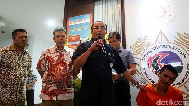 Direktur IV Bareskrim Polri Brigjen Eko Daniyanto
