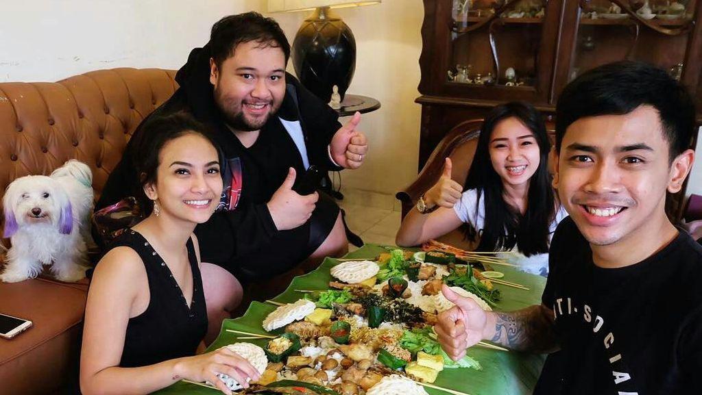 Batal Nikah dengan Vanessa Angel, Didi Soekarno Shock