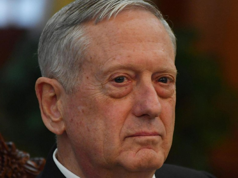 Menhan Mattis: Rudal Antarbenua Korut Belum Jadi Ancaman Serius AS