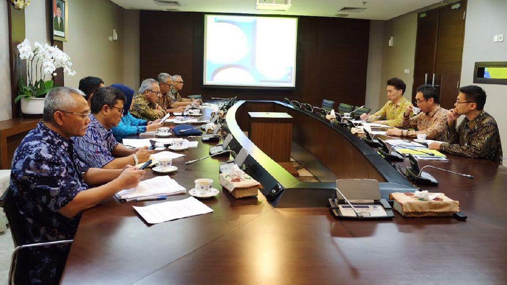 Menteri PUPR Kebut Proyek Pengolahan Air Limbah di Jakarta