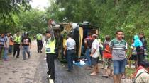 Angka Kecelakaan di Trenggalek Meningkat, 63 Orang Meninggal
