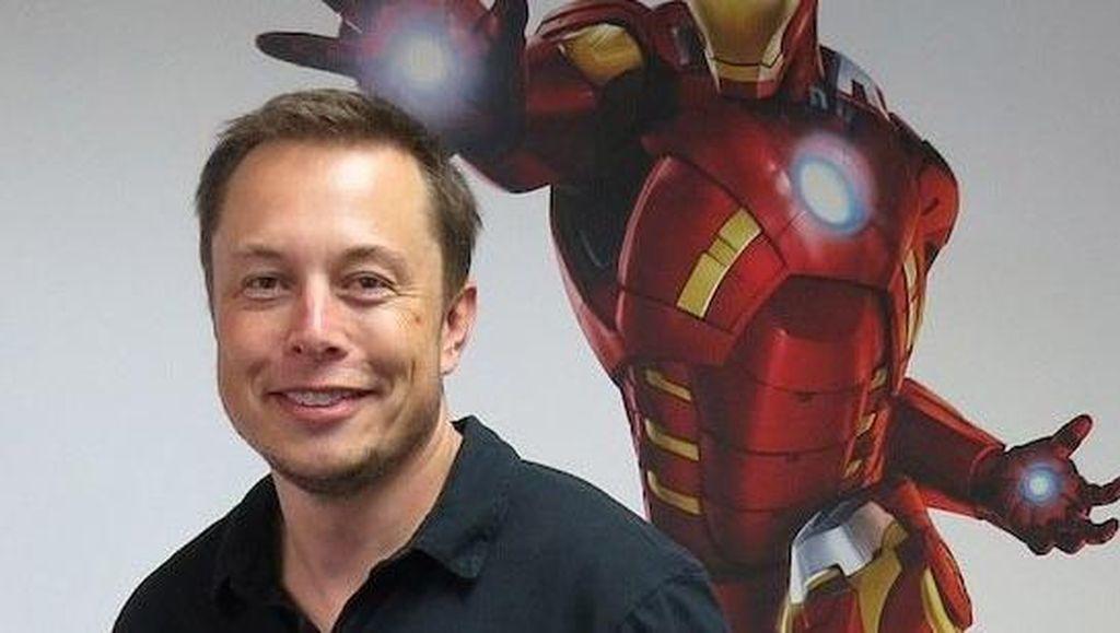 Iron Man Beberkan Transportasi Manusia ke Mars