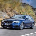 Mobil Keluarga BMW Gendong Mesin 2 Liter